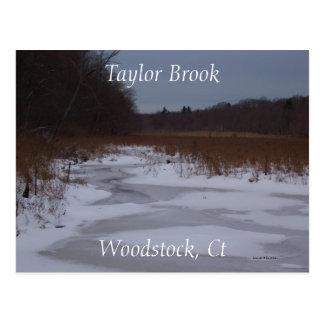 Un invierno de Woodstock Postal