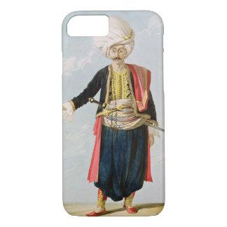 Un Janissary, c.1823 Funda iPhone 7