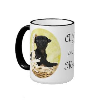 Un jarro en una taza