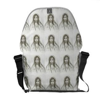 Un Jesús con túnica Bolsas De Mensajeria
