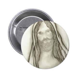 Un Jesús solemne Pins