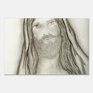 Un Jesús solemne Señales