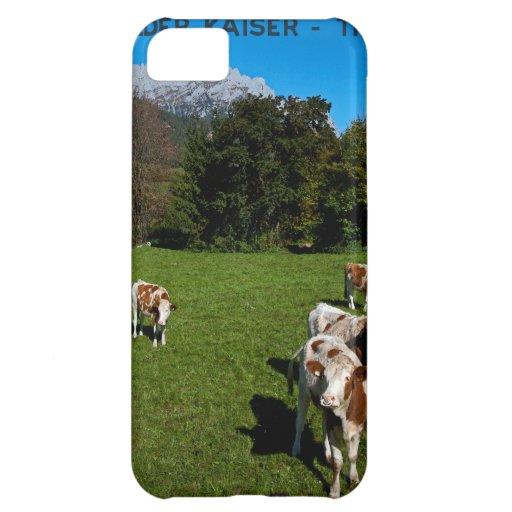 Un Kaiser más salvaje - vacas Funda Para iPhone 5C