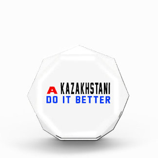 Un Kazakhstani mejora