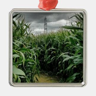 Un laberinto del maíz ornamentos para reyes magos
