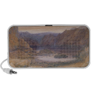 Un lago mountain, Noruega, c.1827 Sistema Altavoz