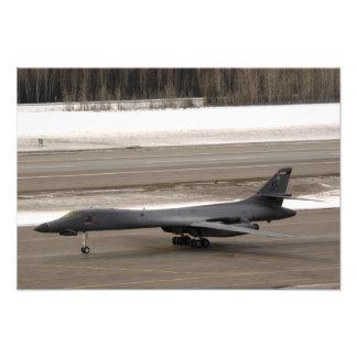 Un lancero de B-1B realiza un dudoso Fotografías