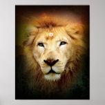 Un león del amor - poster/impresión
