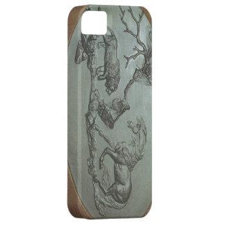 Un león, un caballo, un caso del iphone de 1780 ob iPhone 5 Case-Mate coberturas