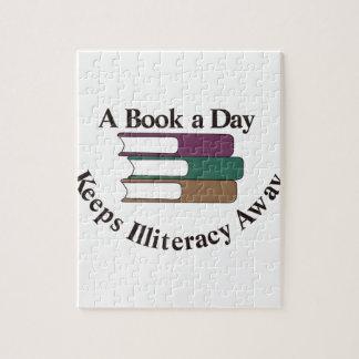 Un libro al día puzzle