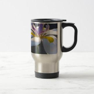 Un lirio magnificient .jpg taza de café