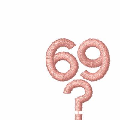 ¿UN LOGOTIPO 69? Polo clásico bordado