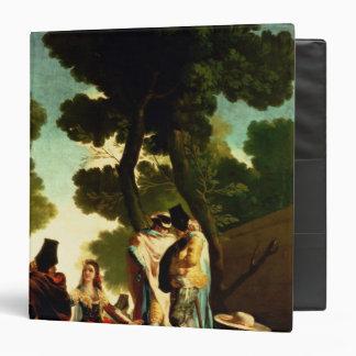 Un Maja y un Gallants, 1777