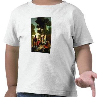 Un Maja y un Gallants, 1777 Camisetas