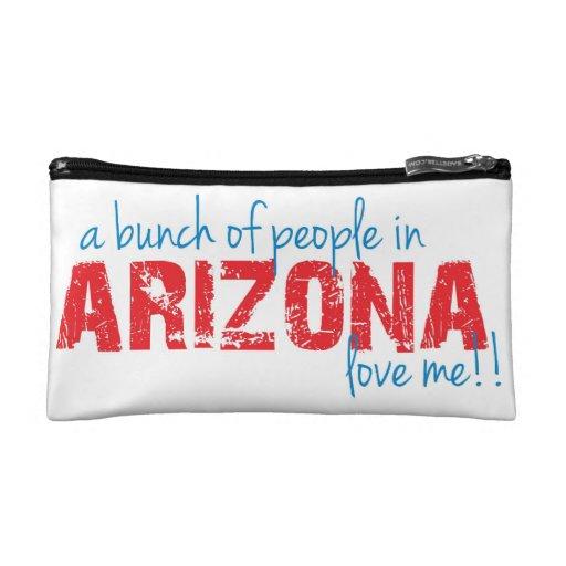 ¡Un manojo de gente en Arizona me ama!!