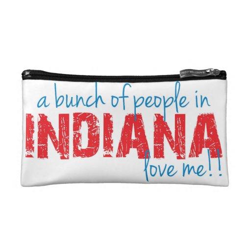 ¡Un manojo de gente en Indiana me ama!!