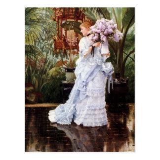 Un manojo de lilas postales