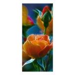 Un manojo hermoso de rosas y de significado tarjetas publicitarias personalizadas