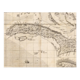 Un mapa del Imperio británico en la hoja 14 de Amé Tarjetas Postales