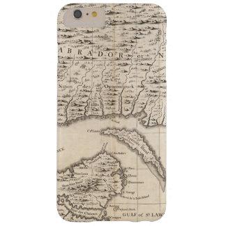 Un mapa del Imperio británico en la hoja 3 de Funda Para iPhone 6 Plus Barely There