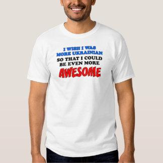 Un más impresionante más ucraniano camisas
