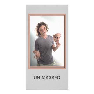 Un-masked Card