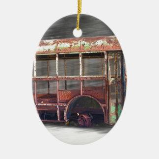 Un mejor autobús escolar de los días en el adornos