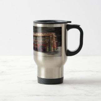 Un mejor autobús escolar de los días en el movimie tazas de café