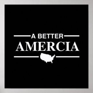 Un mejor logotipo de Amercia - .png Impresiones
