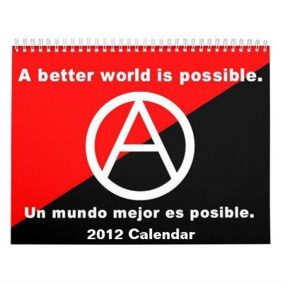 un mejor mundo es calendario posible