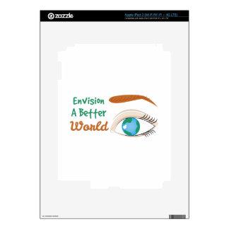 Un mejor mundo iPad 3 skins