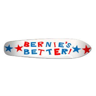 Un mejor tablero 7&1/8 de Bernies Patines