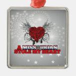 Un Missourian robó mi corazón Ornamento De Navidad