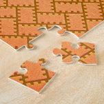 Un modelo 8 de la raspa de arenque puzzles con fotos