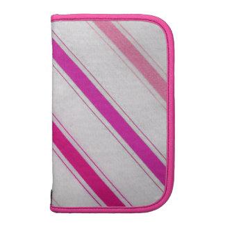 Un modelo rosado y blanco femenino colorido de las organizador