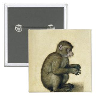 Un mono pin cuadrada 5 cm