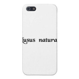 Un monstruo de la naturaleza iPhone 5 funda