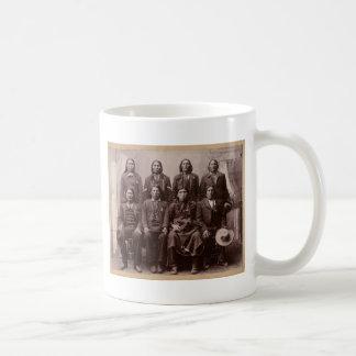 Un montón de HorsesTrial 1890 Tazas De Café