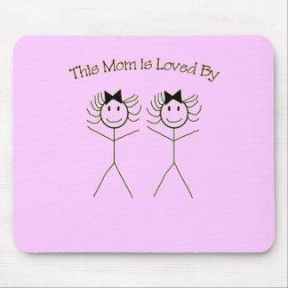 Un Mousepad para la mamá Alfombrilla De Raton