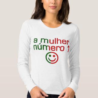 Un Mulher Número 1 - esposa del número 1 en Camisas