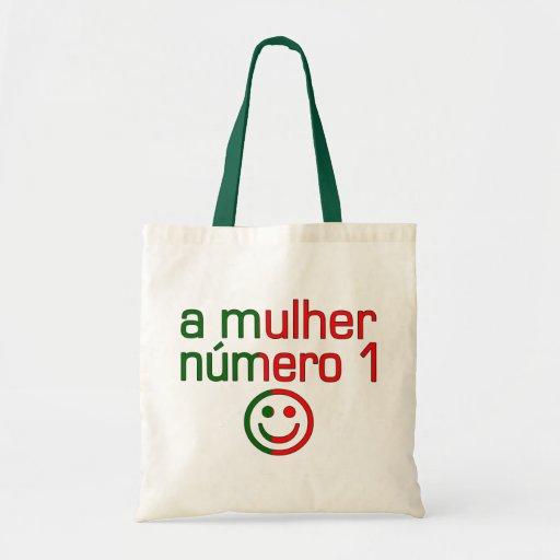 Un Mulher Número 1 - esposa del número 1 en portug Bolsa