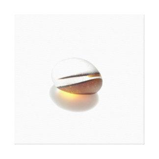 Un multi de cristal del mar clásico de la playa de lona envuelta para galerias