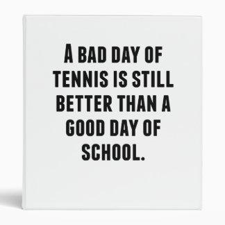 Un mún día de tenis