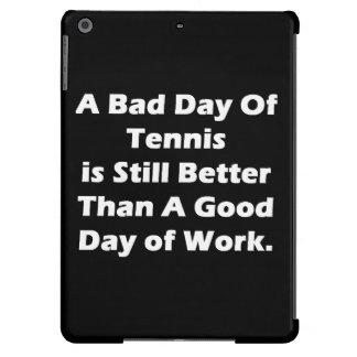 Un mún día de tenis funda iPad air