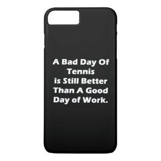 Un mún día de tenis funda iPhone 7 plus