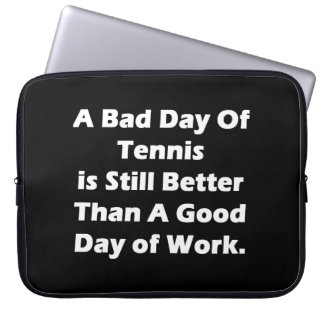 Un mún día de tenis fundas ordendadores