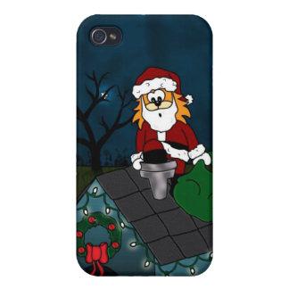 Un navidad del Caboodle iPhone 4 Carcasa