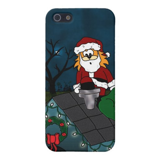 'Un navidad del Caboodle iPhone 5 Carcasa
