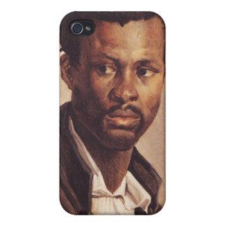 Un negro, 1823-24 iPhone 4 carcasas