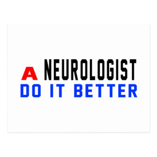 Un neurólogo mejora tarjeta postal